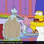 Marge Simpsons' Sous Vide Turkey