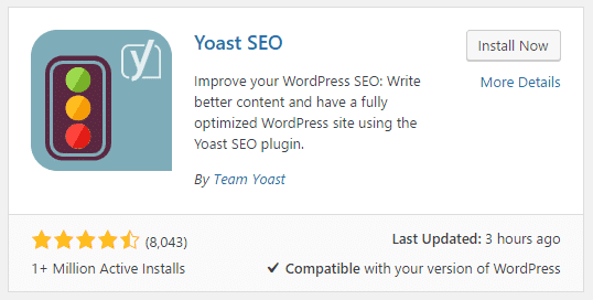 Install a plugin from the WordPress repository