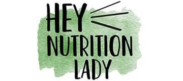 Hey Nutrition Lady